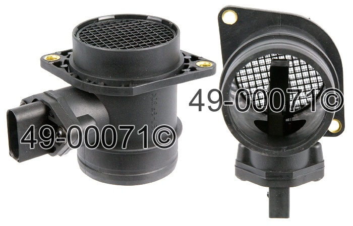 Volkswagen Jetta                          Mass Air Flow MeterMass Air Flow Meter