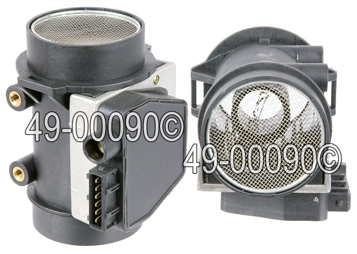 Volvo 740                            Mass Air Flow MeterMass Air Flow Meter