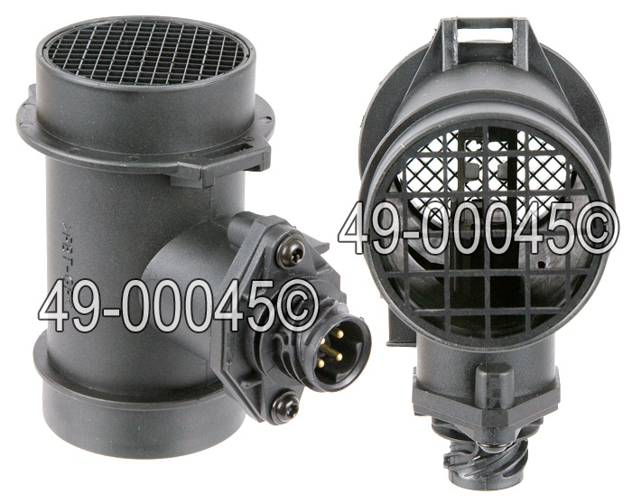 BMW 750iL                          Mass Air Flow MeterMass Air Flow Meter