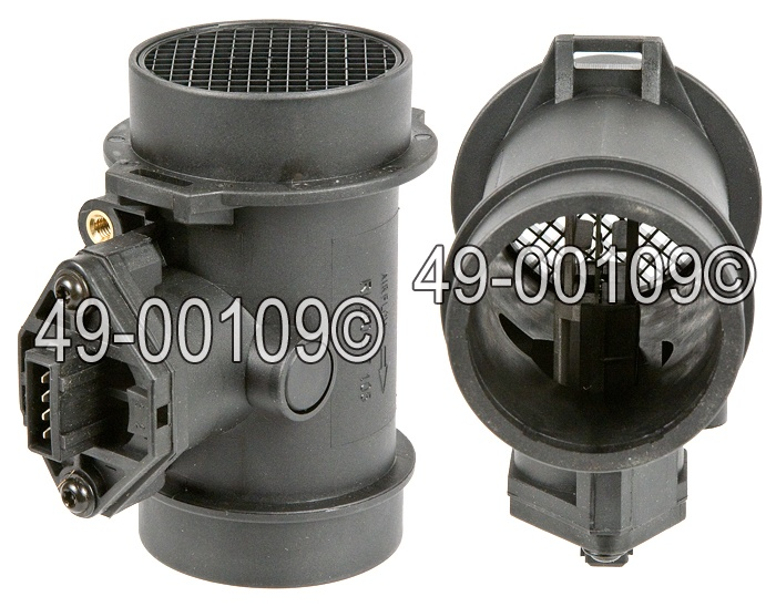 Kia Spectra                        Mass Air Flow MeterMass Air Flow Meter