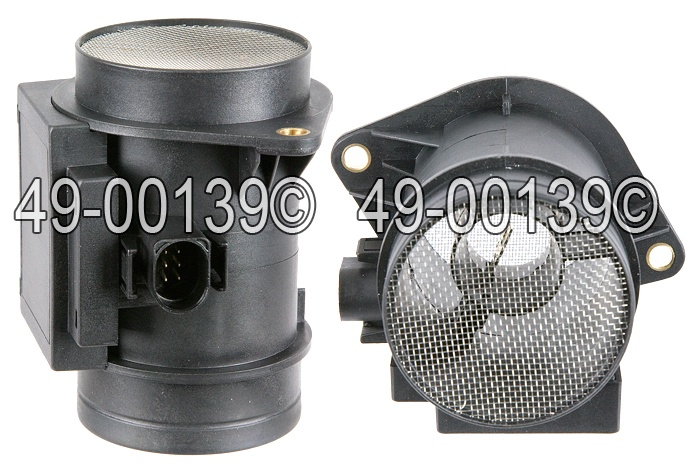 Volkswagen Golf                           Mass Air Flow MeterMass Air Flow Meter