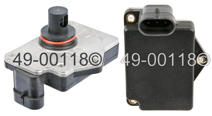 Chevrolet Lumina APV - Minivan           Mass Air Flow MeterMass Air Flow Meter