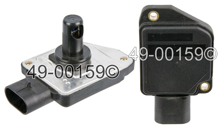 Chevrolet Monte Carlo                    Mass Air Flow MeterMass Air Flow Meter