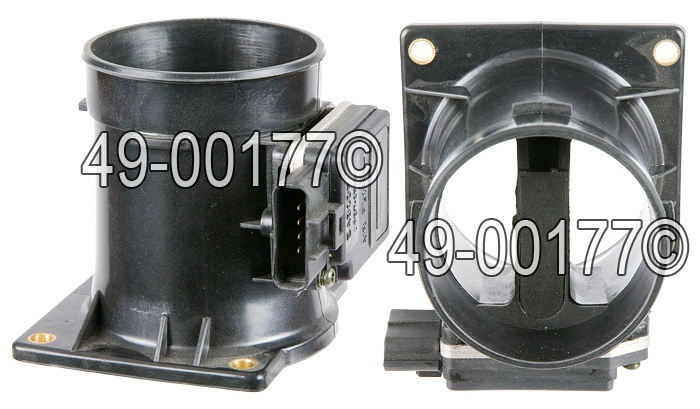 Ford F Series Trucks                Mass Air Flow MeterMass Air Flow Meter