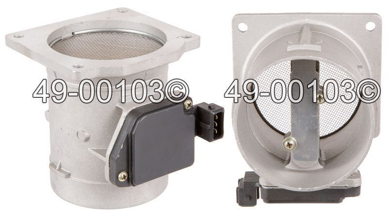 Audi Cabriolet                      Mass Air Flow MeterMass Air Flow Meter