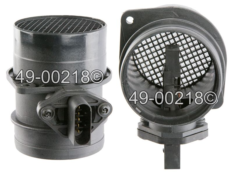 BMW 760                            Mass Air Flow MeterMass Air Flow Meter