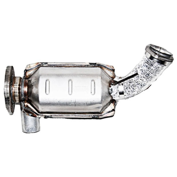 Mercedes_Benz 280C                           Catalytic Converter