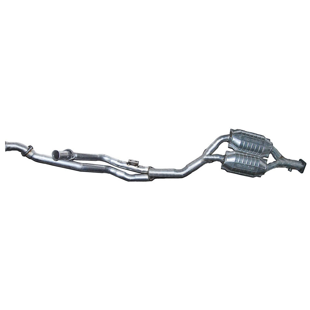 Mercedes_Benz S320                           Catalytic ConverterCatalytic Converter