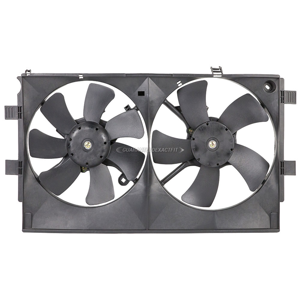 Mitsubishi Outlander                      Cooling Fan AssemblyCooling Fan Assembly