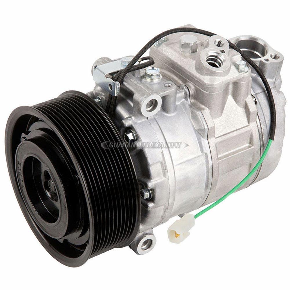 2001 mercedes benz actros a c compressor 11 groove pulley for Mercedes benz ac compressor