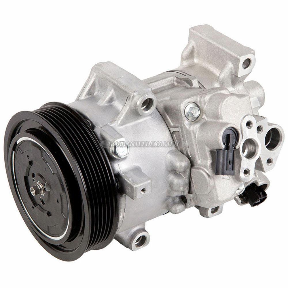 Toyota Matrix                         A/C CompressorA/C Compressor