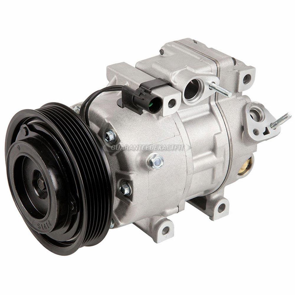 Hyundai Santa Fe A/C Compressor