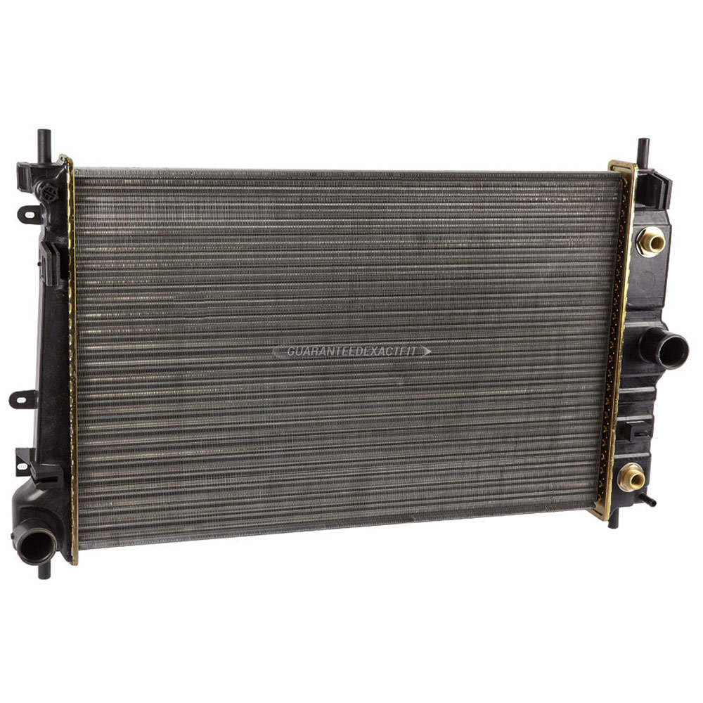 Jaguar XKR                            Radiator