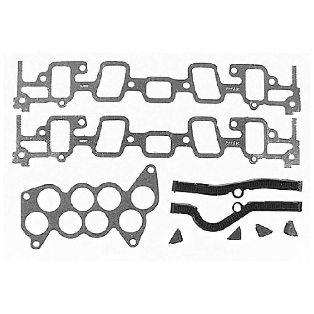 Cadillac Commercial Chassis             Intake Manifold Gasket SetIntake Manifold Gasket Set