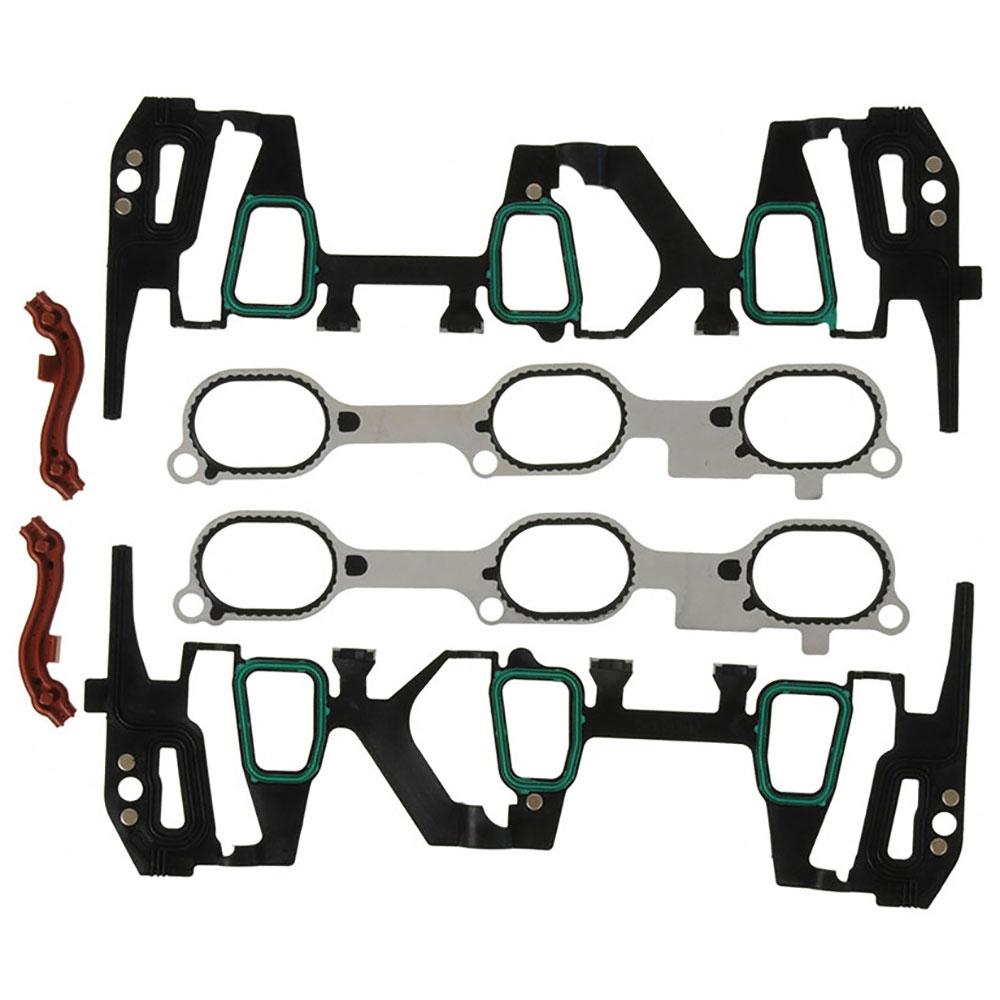 Pontiac Torrent                        Intake Manifold Gasket SetIntake Manifold Gasket Set