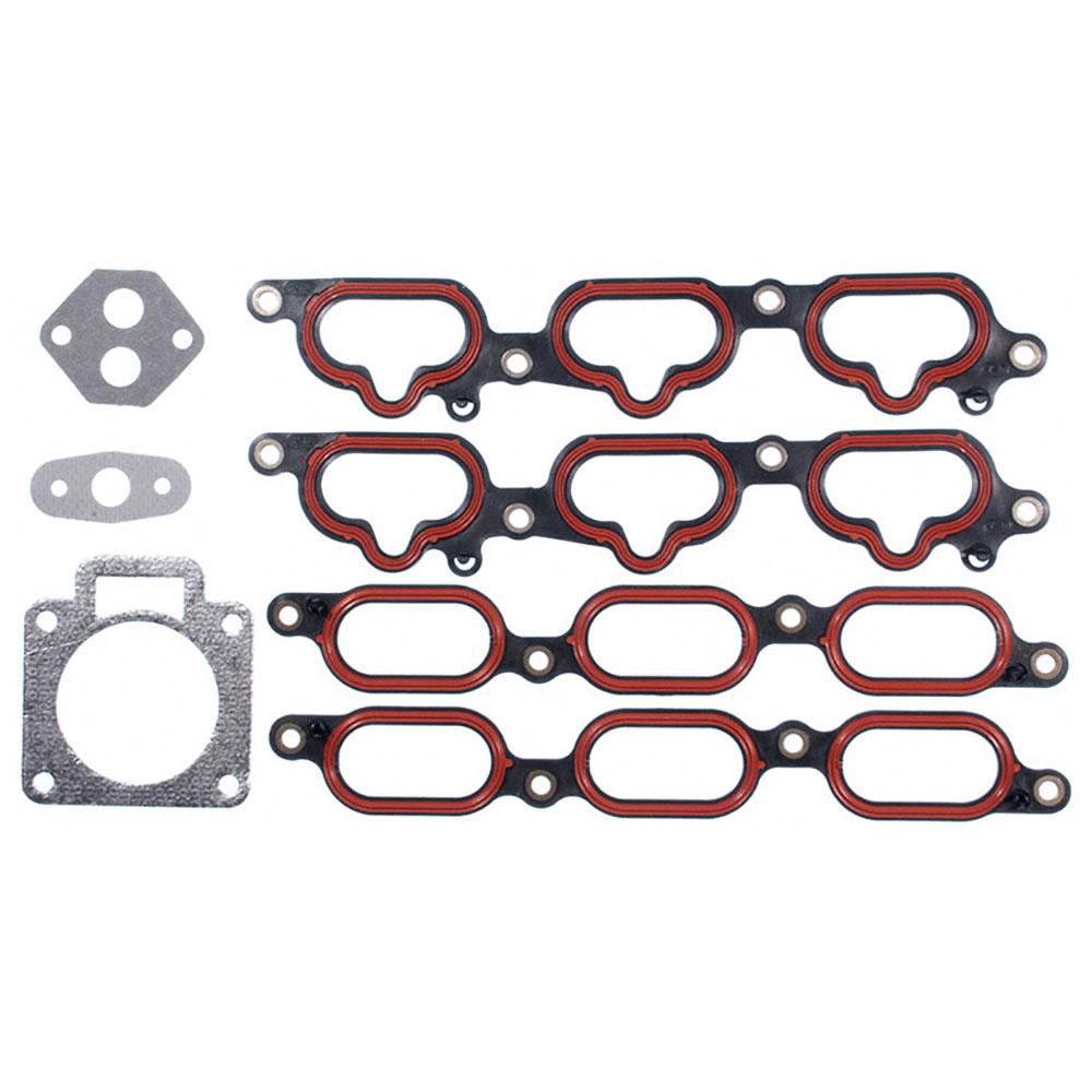 Mazda MPV                            Intake Manifold Gasket SetIntake Manifold Gasket Set