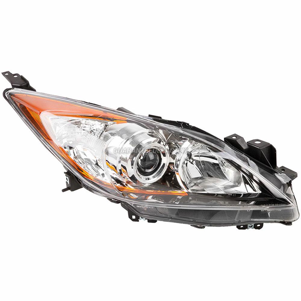 Mazda 3                              Headlight AssemblyHeadlight Assembly
