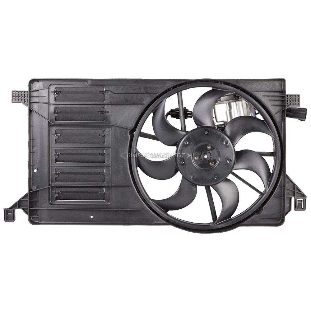 Mazda 3                              Cooling Fan AssemblyCooling Fan Assembly