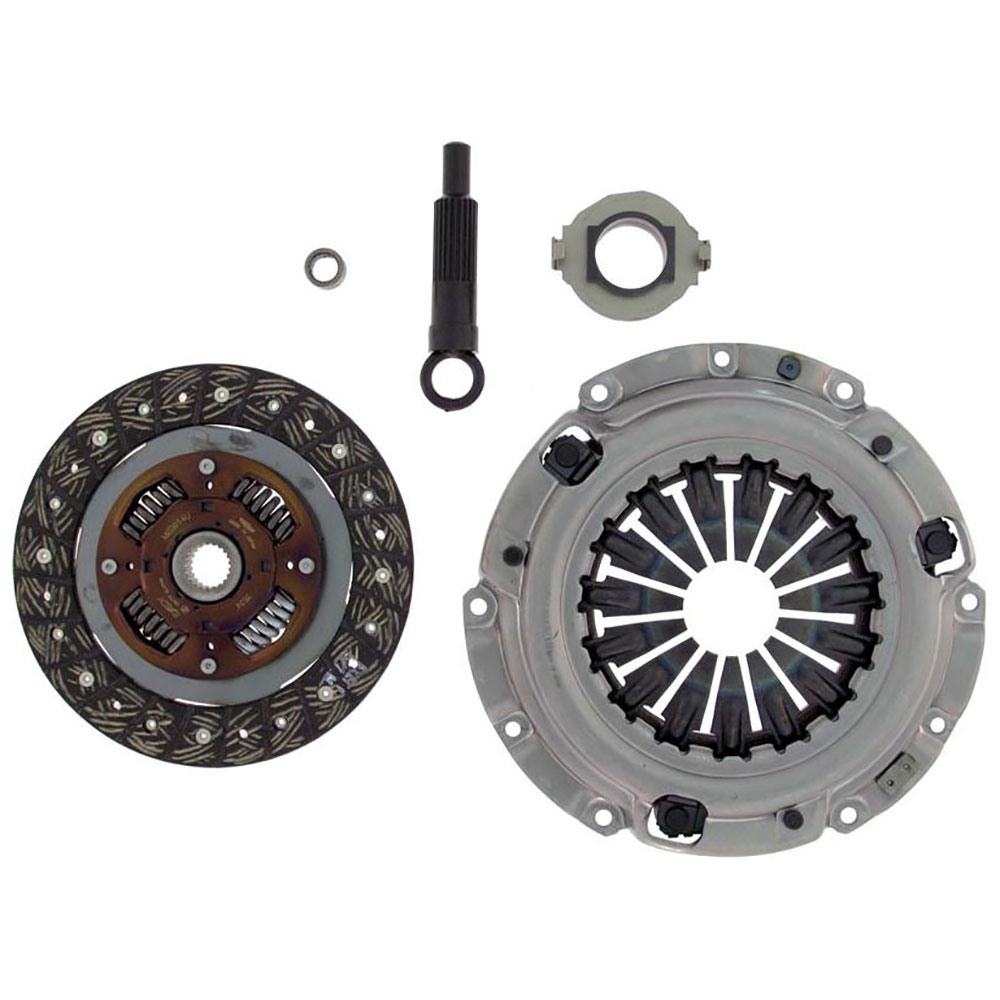 Mazda 6                              Clutch KitClutch Kit