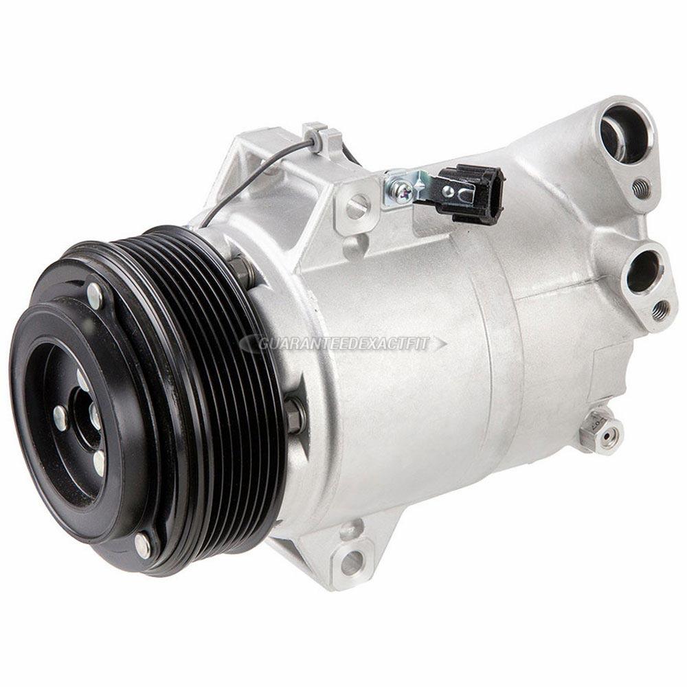 Nissan Pathfinder                     A/C CompressorA/C Compressor