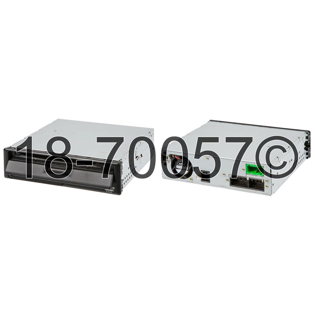 Acura TSX                            DVD Navigation ModuleDVD Navigation Module