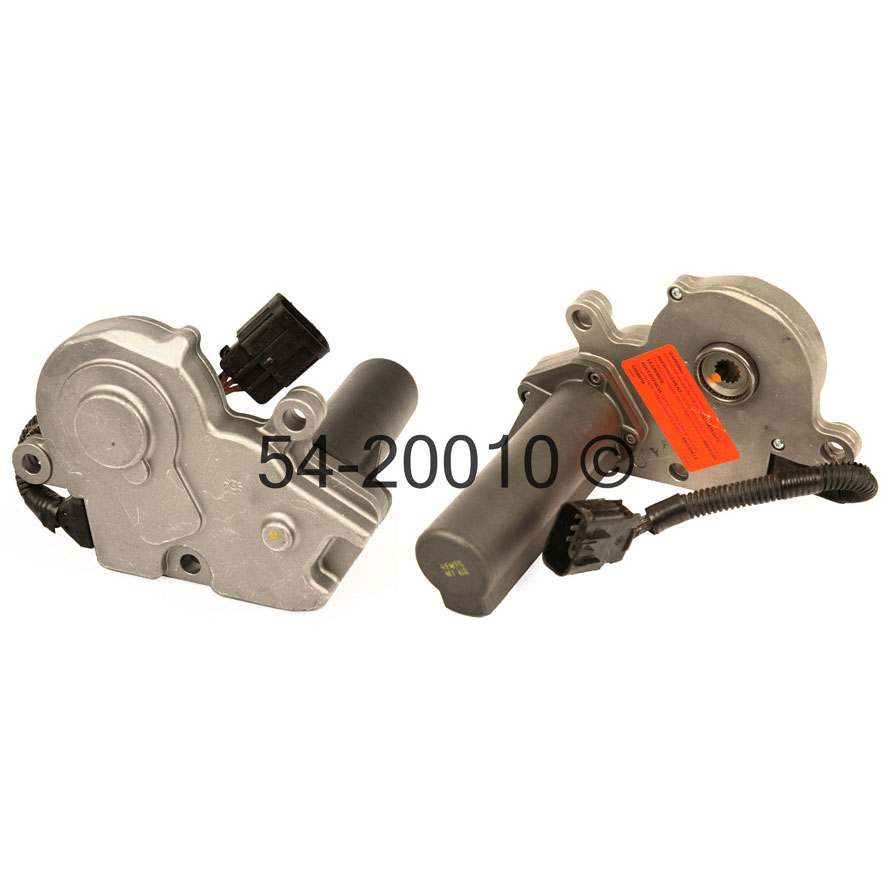 Chevrolet Silverado                      Transfer Case Encoder MotorTransfer Case Encoder Motor