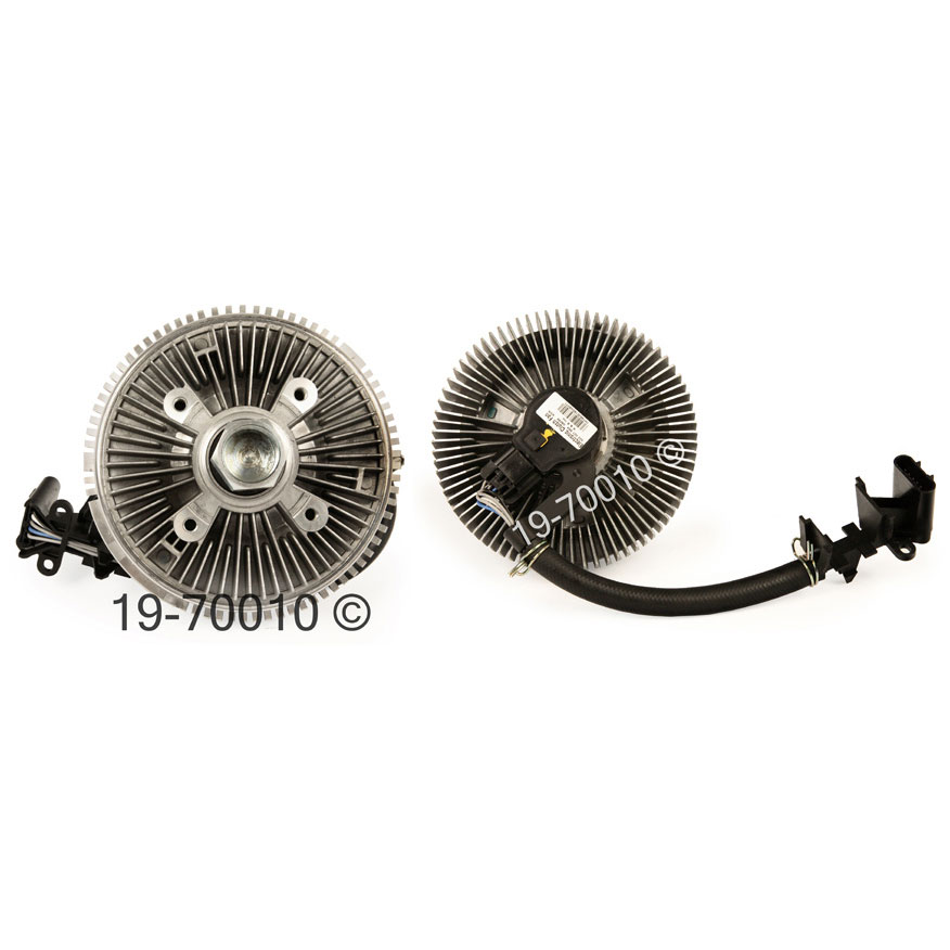 buy cooling fan clutch from car parts warehouse