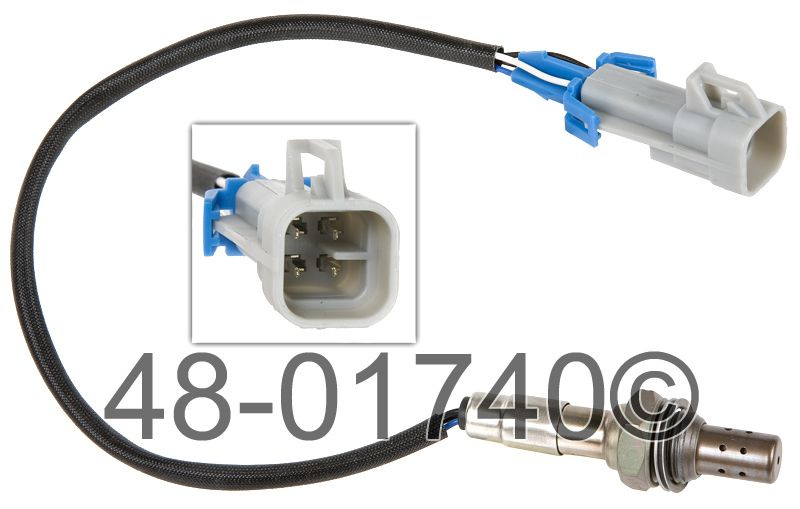 Oldsmobile Intrigue                       Oxygen SensorOxygen Sensor