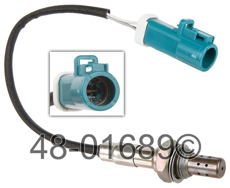 Ford Expedition                     Oxygen SensorOxygen Sensor