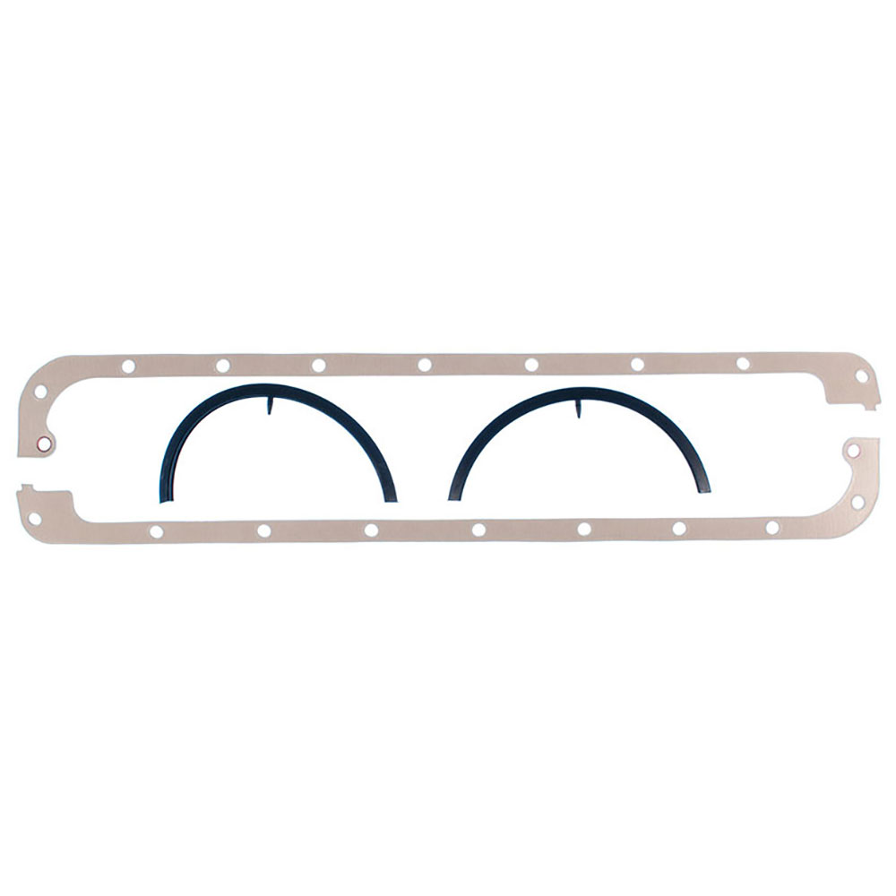 Jeep Gladiator                      Engine Oil Pan Gasket SetEngine Oil Pan Gasket Set
