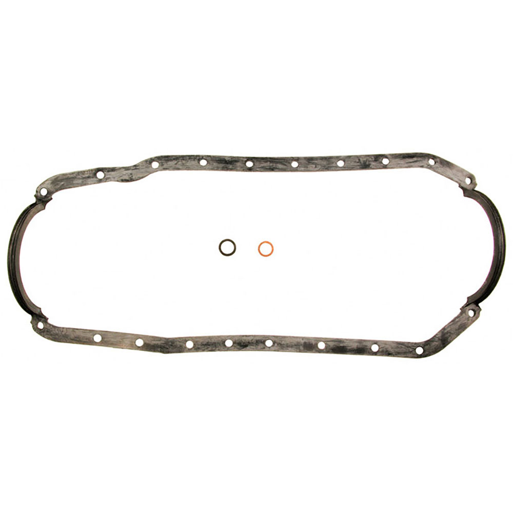 Isuzu I-Mark                         Engine Oil Pan Gasket SetEngine Oil Pan Gasket Set