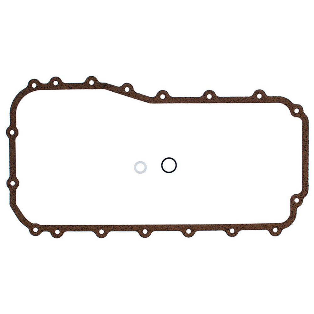 Dodge Caravan                        Engine Oil Pan Gasket SetEngine Oil Pan Gasket Set
