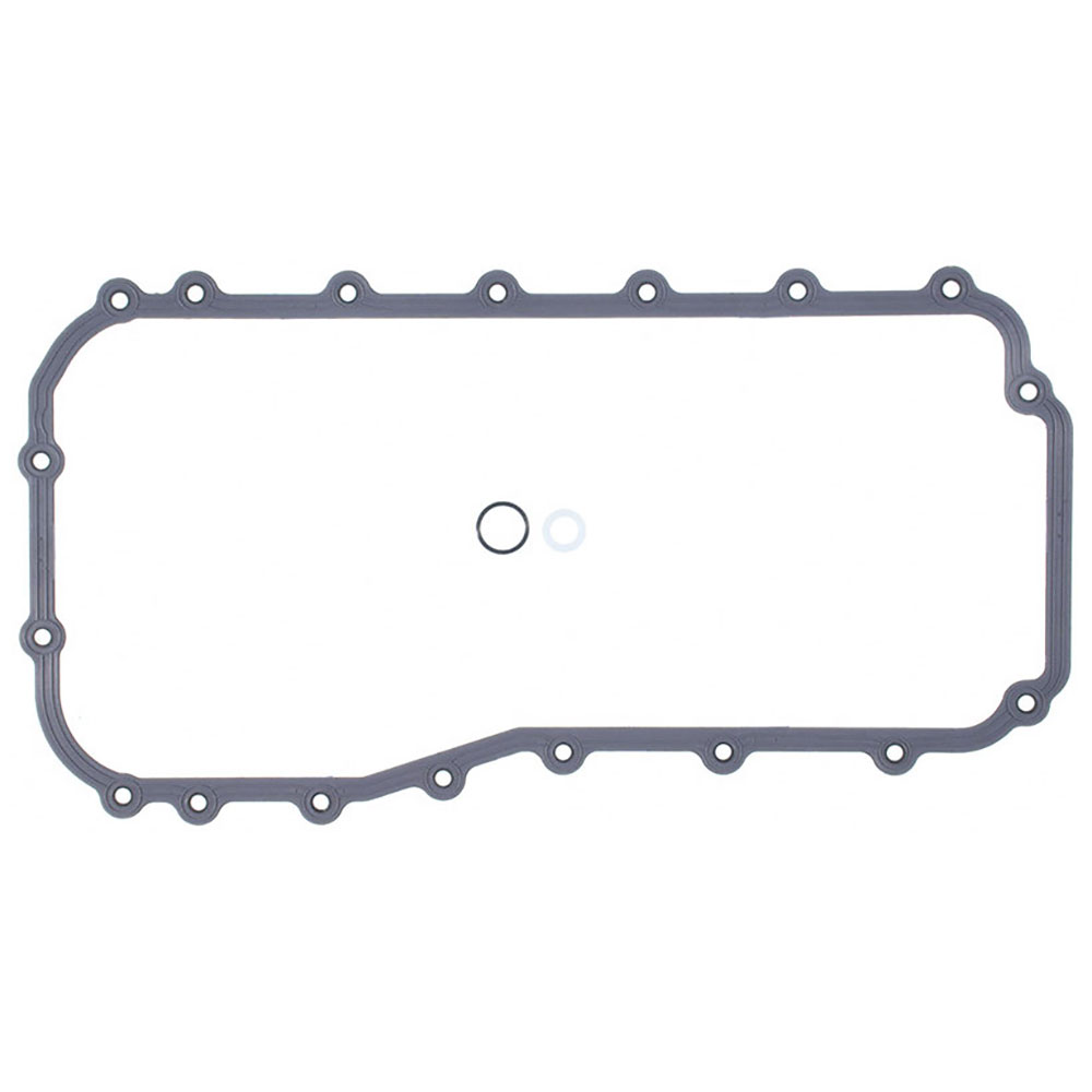 Jeep Wrangler                       Engine Oil Pan Gasket SetEngine Oil Pan Gasket Set