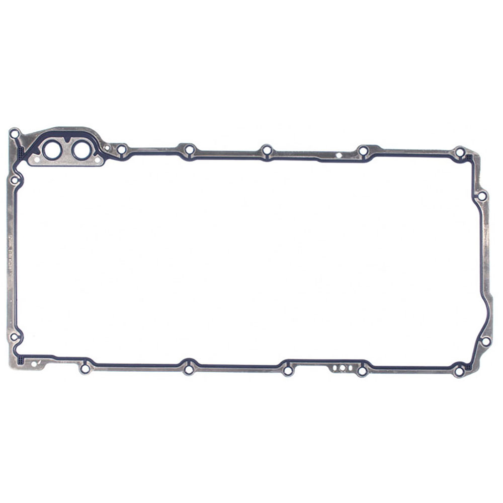 how to change oil pan gasket chevy silverado
