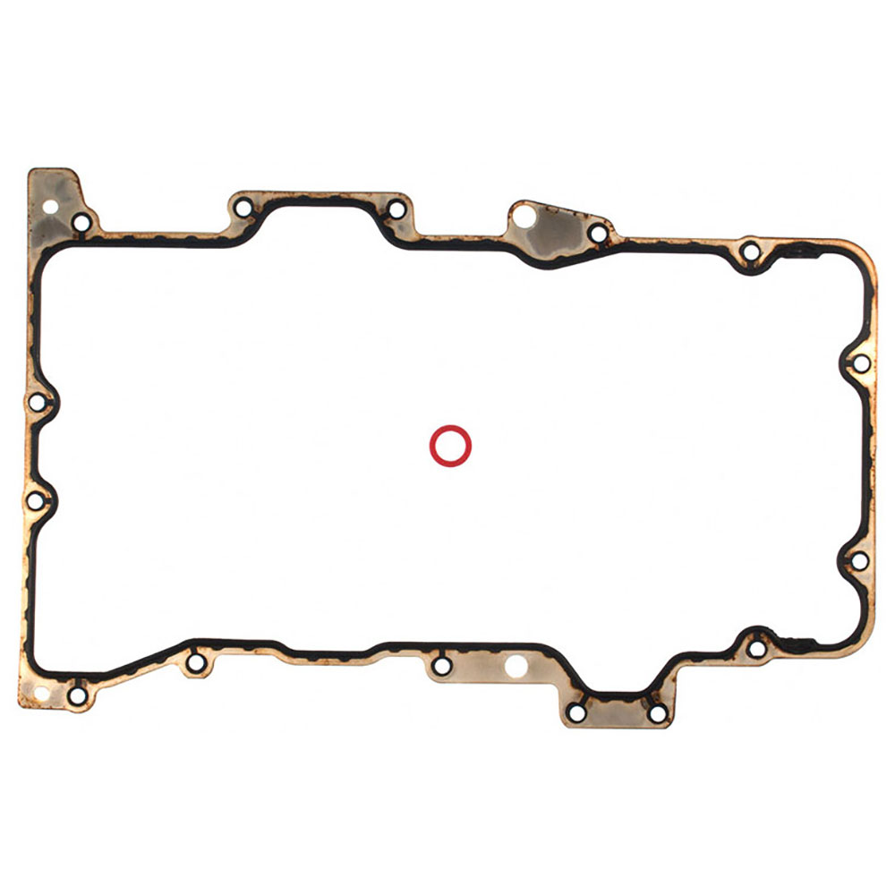 Mercury Tracer Engine Oil Pan Gasket Set