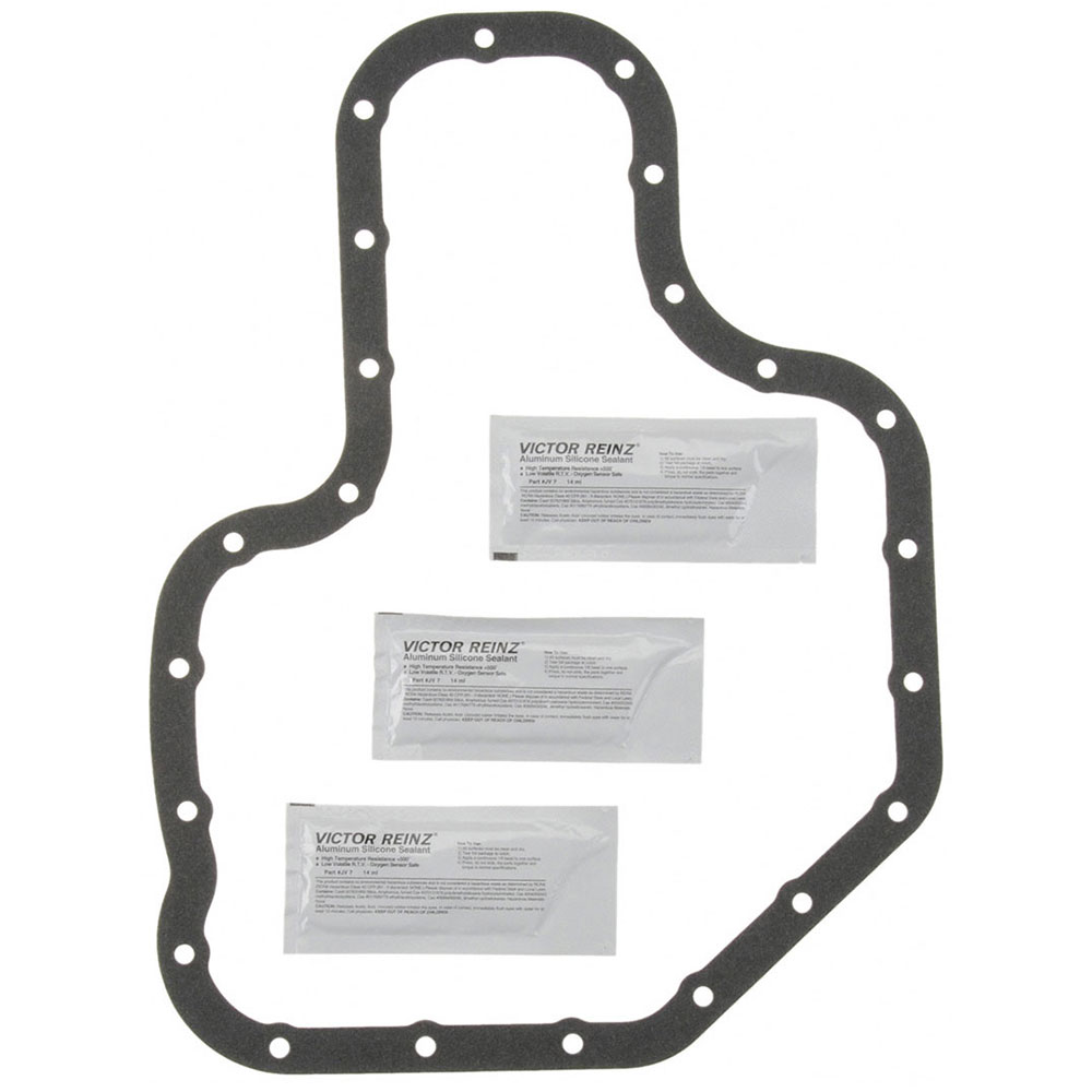 Toyota Landcruiser                    Engine Oil Pan Gasket SetEngine Oil Pan Gasket Set