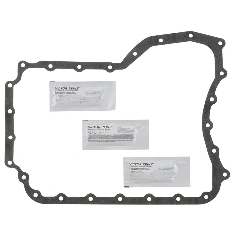 Volkswagen Rabbit                         Engine Oil Pan Gasket SetEngine Oil Pan Gasket Set