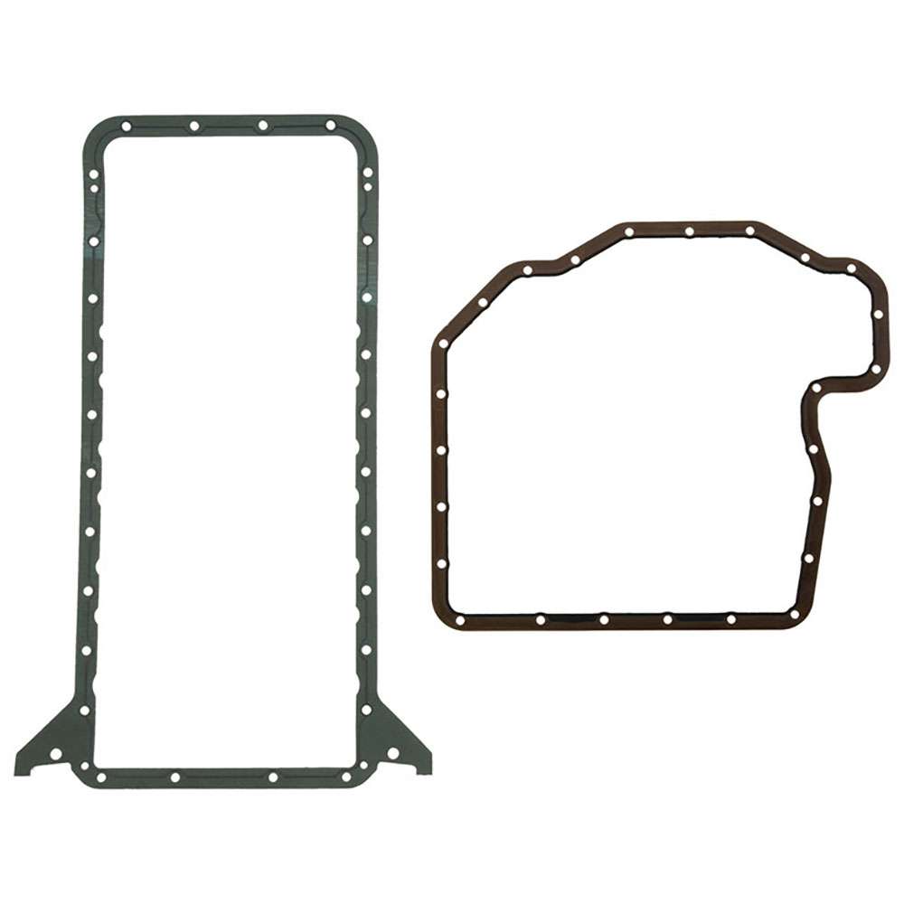 BMW 530                            Engine Oil Pan Gasket SetEngine Oil Pan Gasket Set