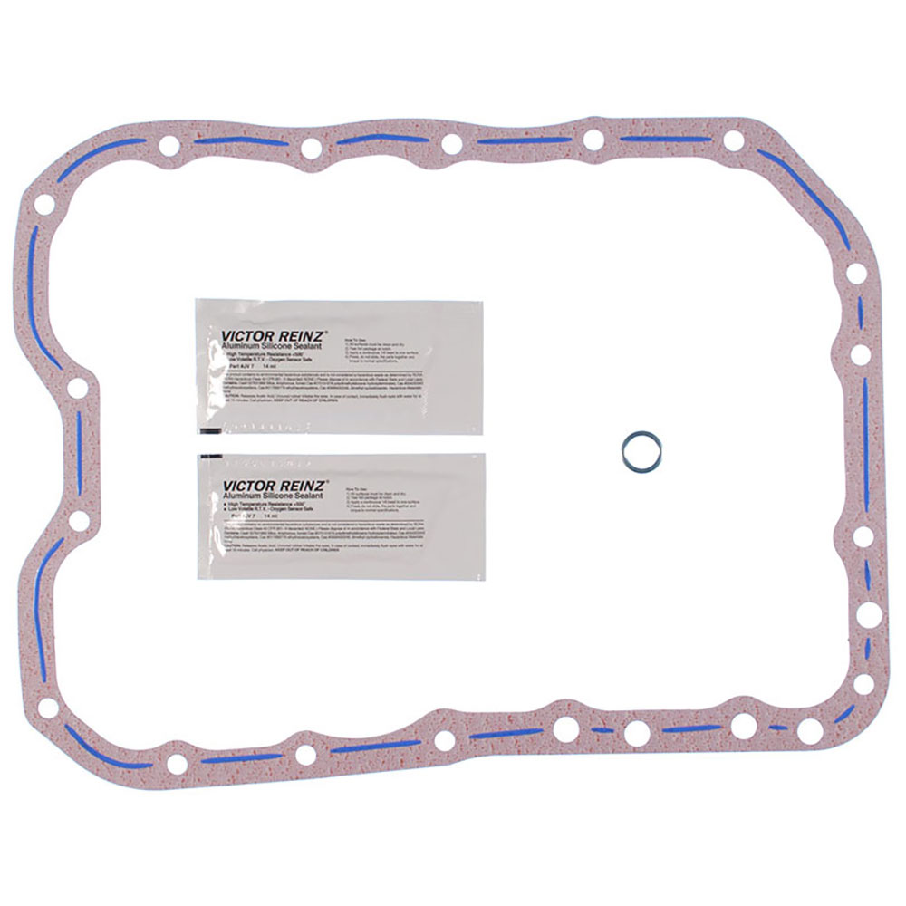 Kia Forte                          Engine Oil Pan Gasket SetEngine Oil Pan Gasket Set