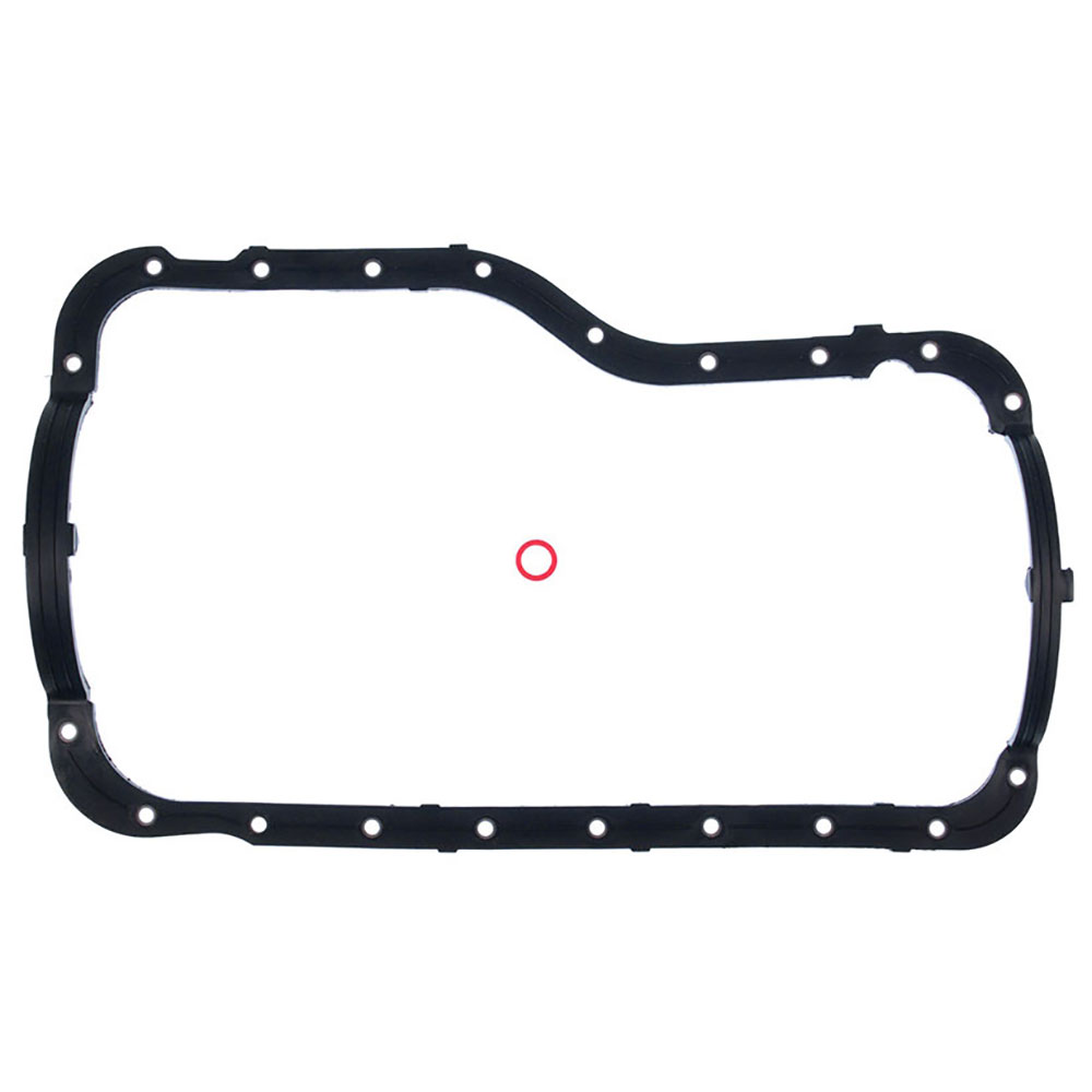 Merkur XR4TI                          Engine Oil Pan Gasket SetEngine Oil Pan Gasket Set