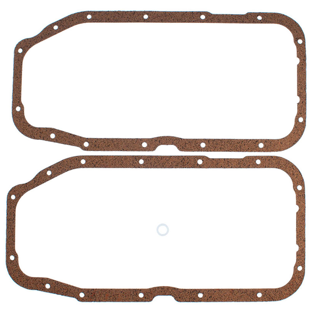 Oldsmobile Firenza                        Engine Oil Pan Gasket SetEngine Oil Pan Gasket Set