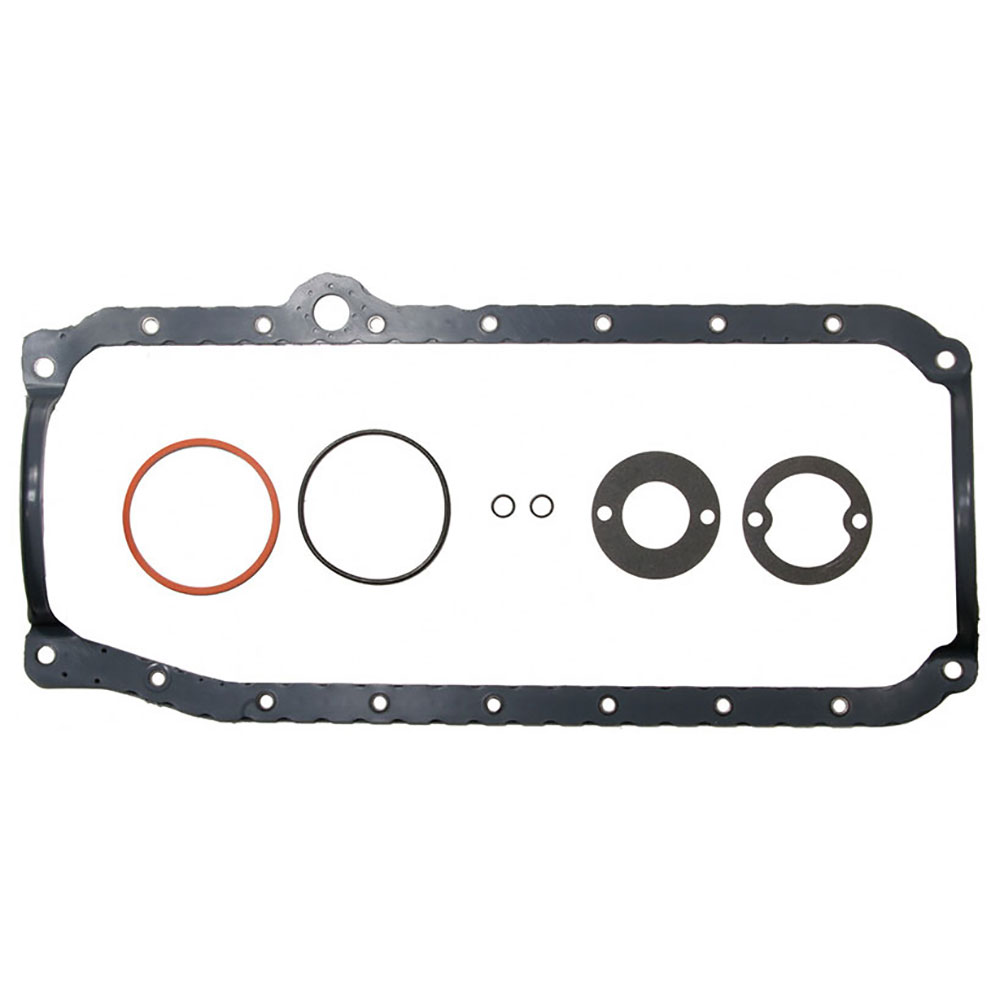 Cadillac Brougham                       Engine Oil Pan Gasket SetEngine Oil Pan Gasket Set