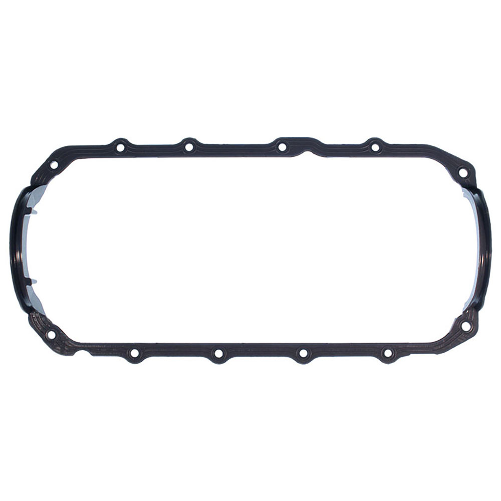 Pontiac Fiero                          Engine Oil Pan Gasket SetEngine Oil Pan Gasket Set