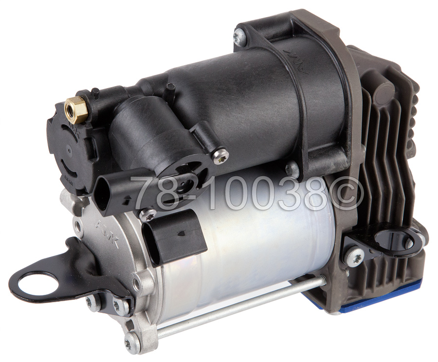 Mercedes_Benz CL600                          Suspension CompressorSuspension Compressor