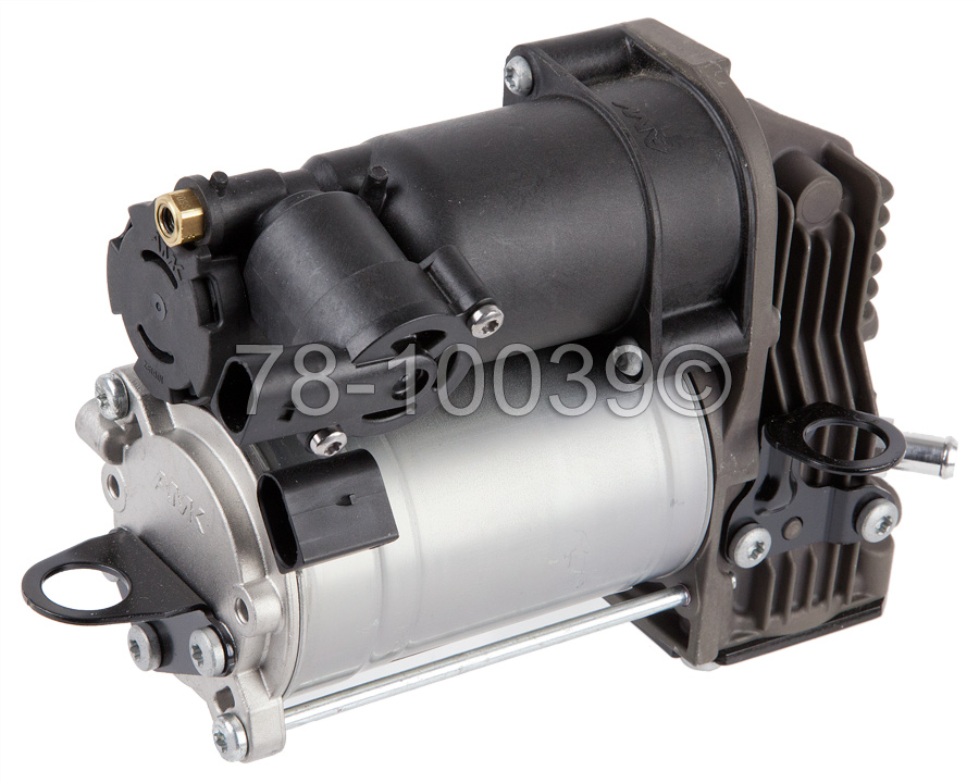 Mercedes_Benz ML63 AMG                       Suspension Compressor