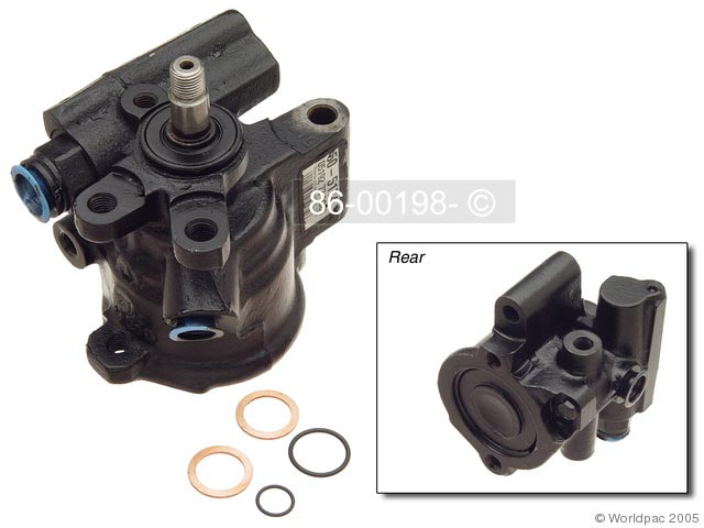 Toyota 4 Runner                       Steering Pump