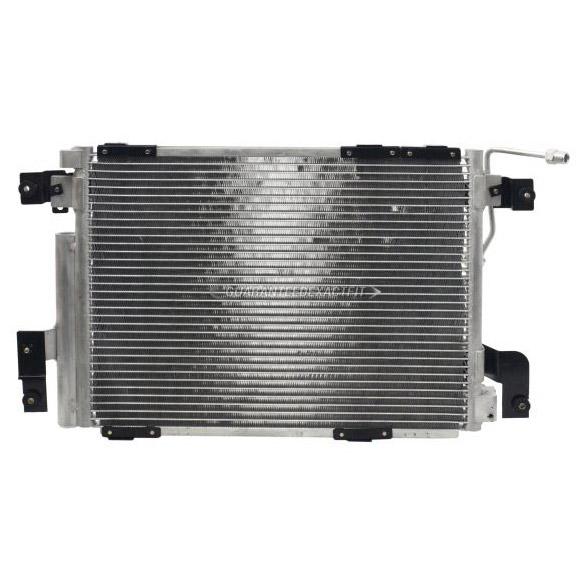Chevrolet Tracker                        A/C CondenserA/C Condenser