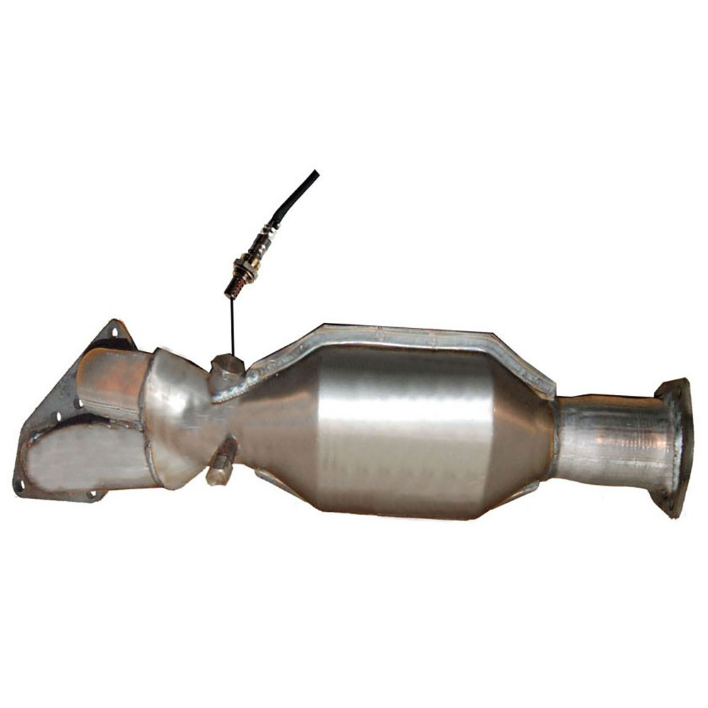 Porsche 911                            Catalytic ConverterCatalytic Converter