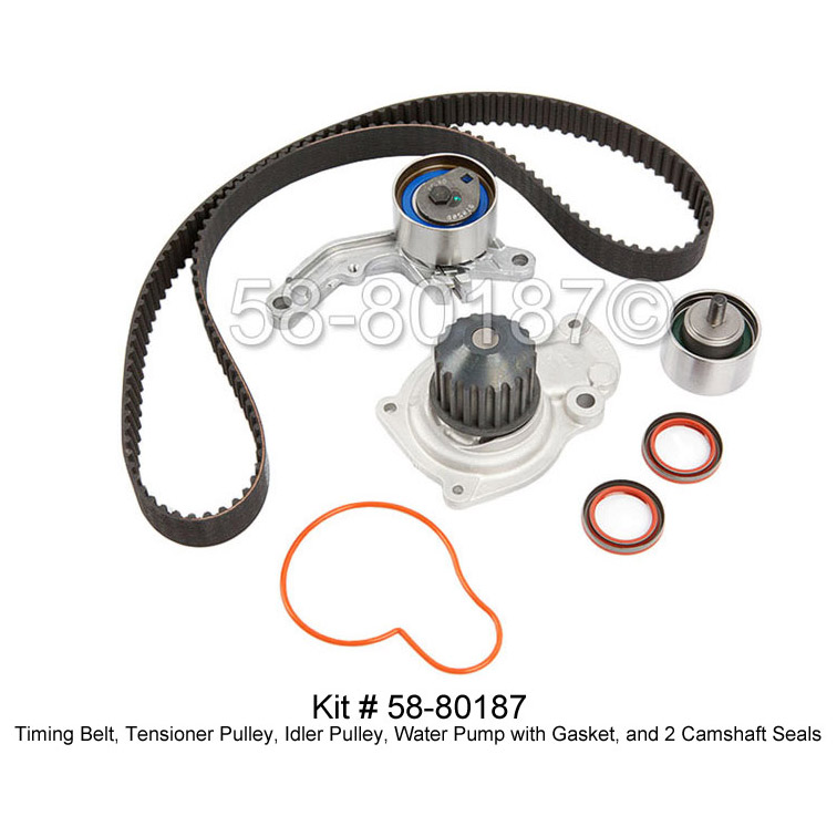 Jeep Wrangler                       Timing Belt KitTiming Belt Kit