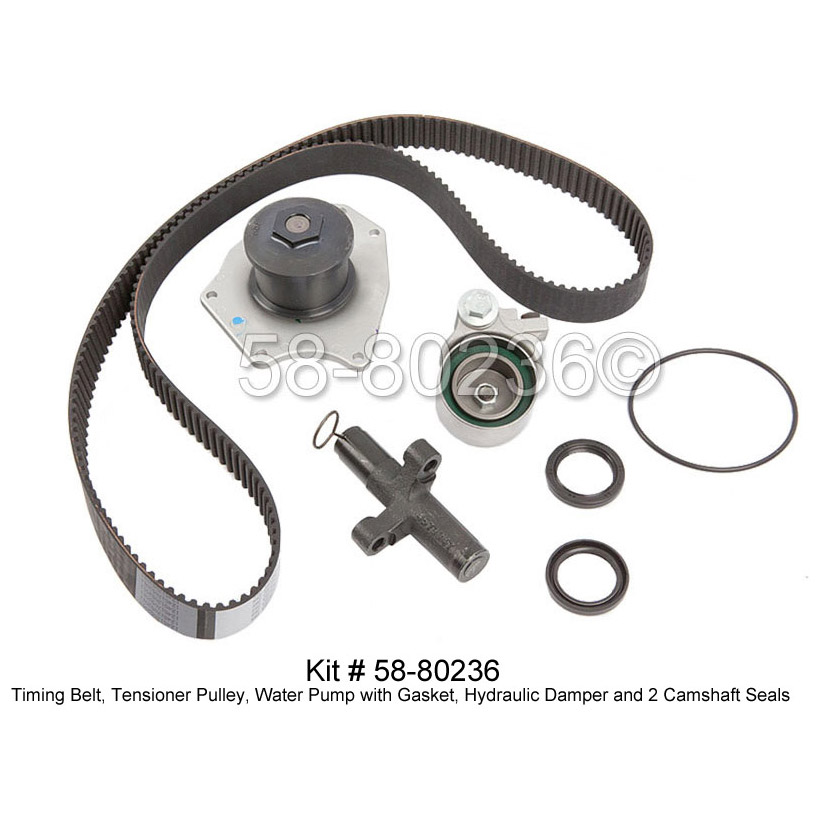 Chrysler 300M                           Timing Belt KitTiming Belt Kit